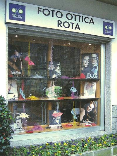 Foto Ottica ROta Vetrina