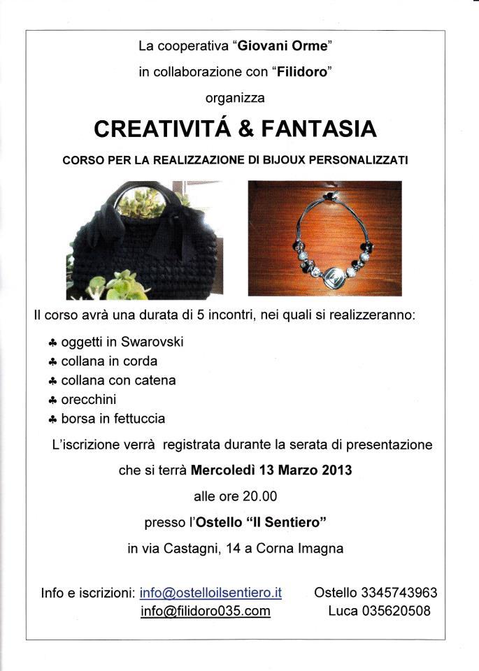 Creatività & Fantasia