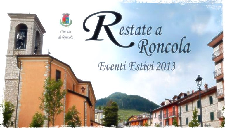 Restate a Roncola