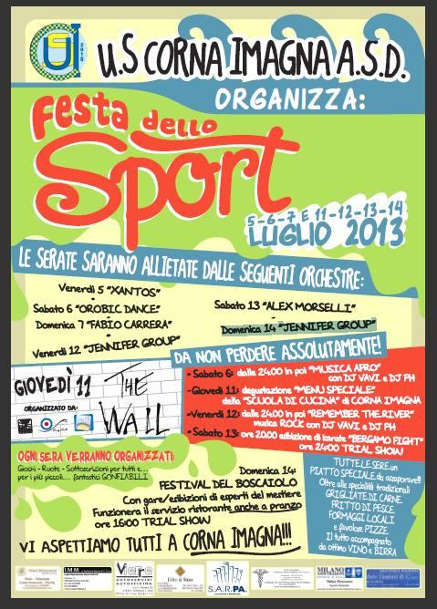 Festa dello Sport - Corna