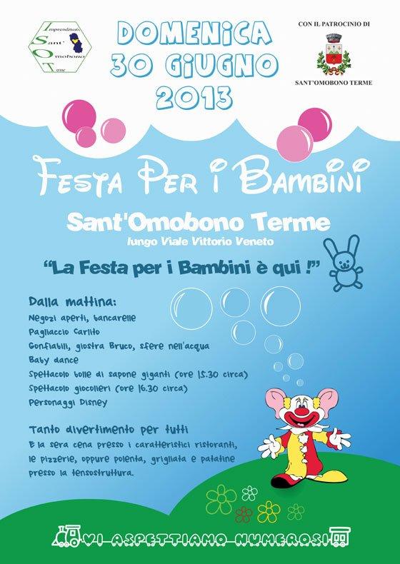 ISOT Festa Bimbi 2013