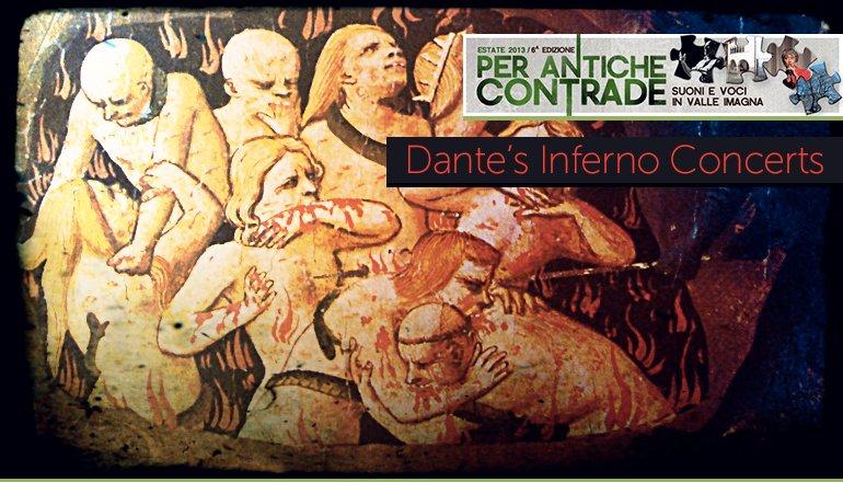 Dante's Inferno Concert - Iracondi