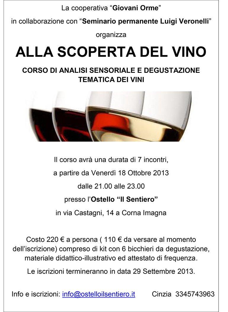Alla scoperta del vino