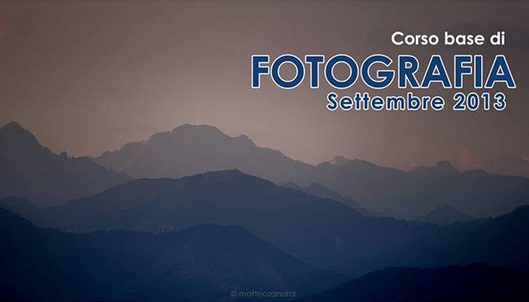 Corso Fotografia Settembre 2013