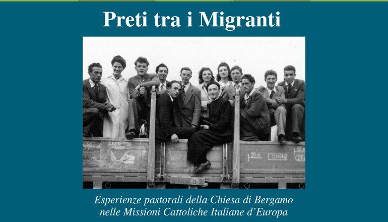 Preti tra i migranti