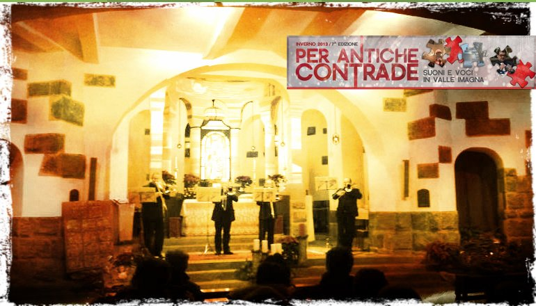 Christmas Brass - Per antiche contrade