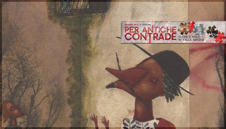 Per antiche contrade - Cyrano