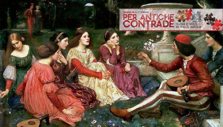PAC - BOCCACCIO'S CONCERT, giornata VI, L'ARGUZIA