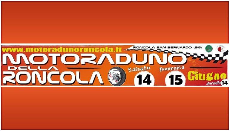 Motoraduno Roncola