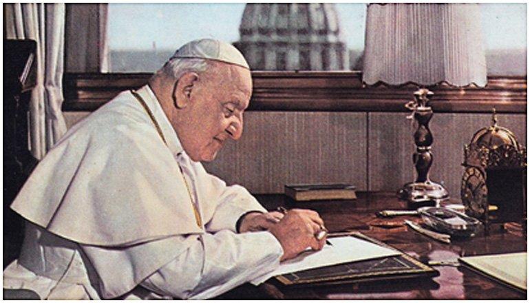 Nel segno di San Giovanni XXIII