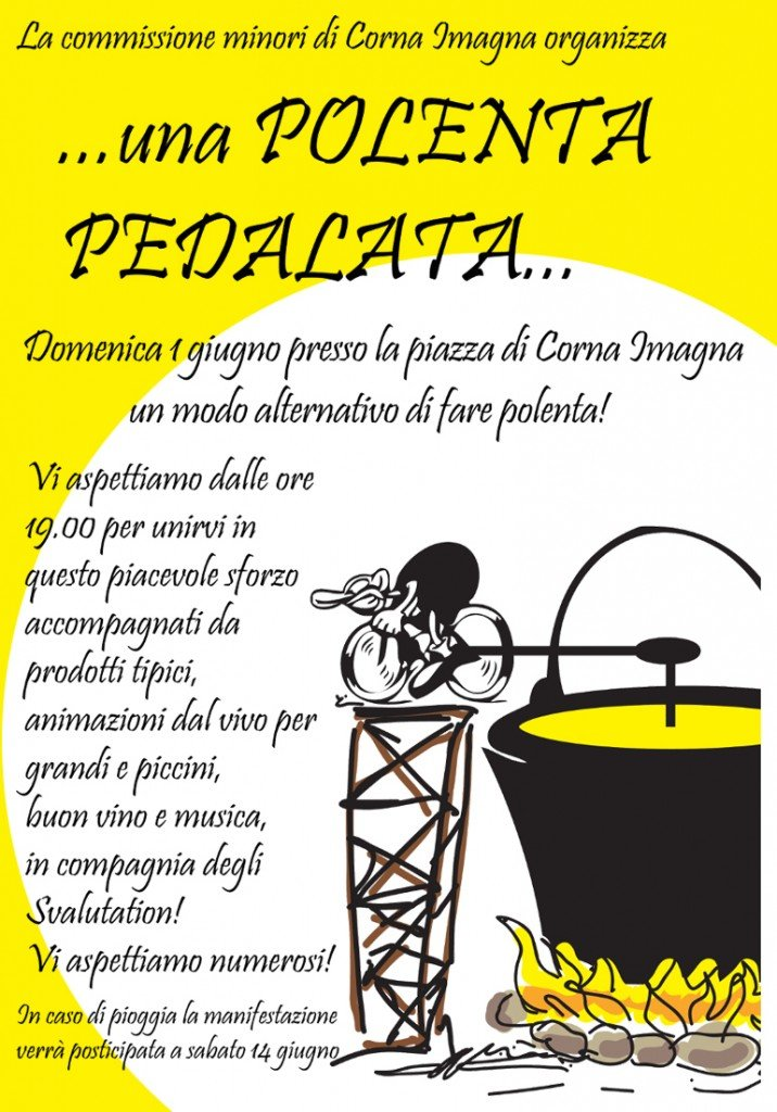 polenta-pedalata