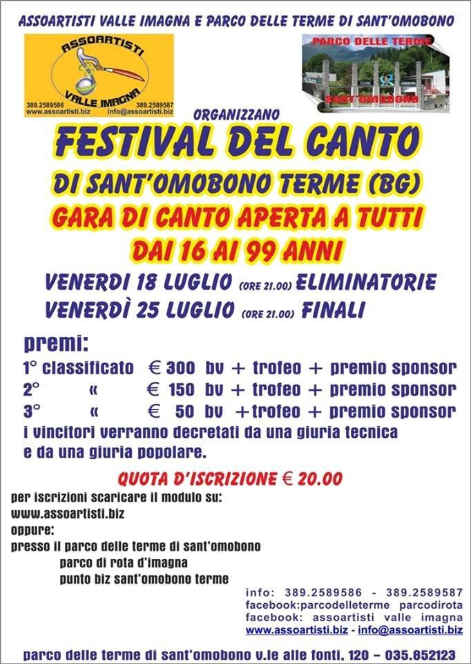 Festival del Canto 2014