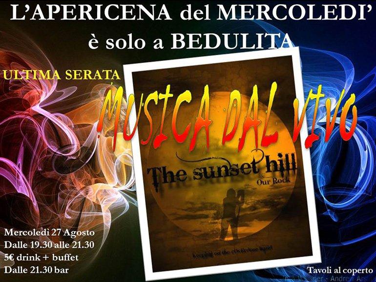 Apericena - Sunset Hill