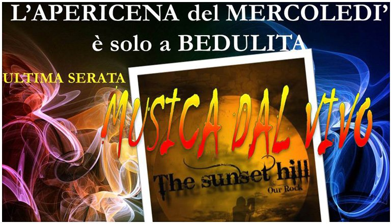 Apericena - Sunset Hill