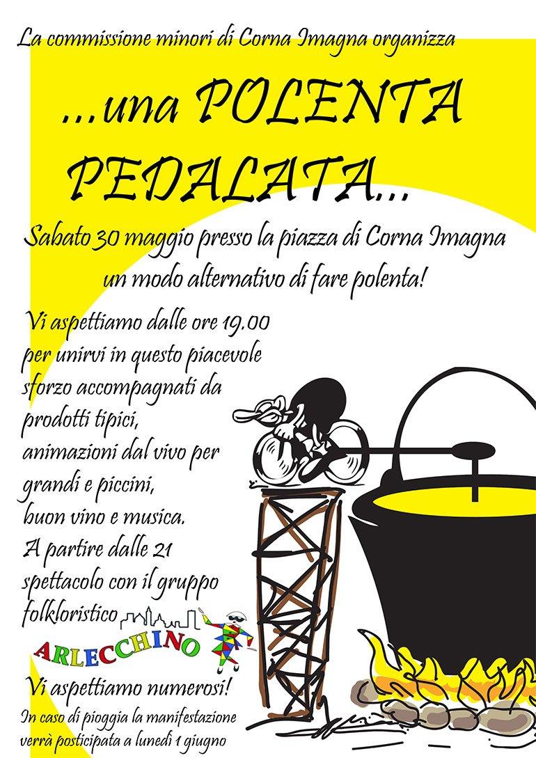 Una polenta pedalata 2015