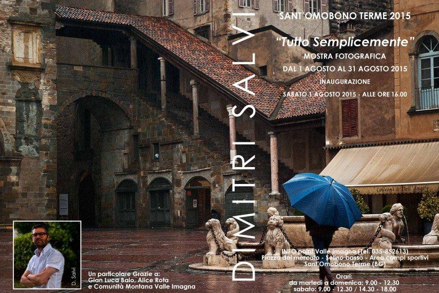 """Dimitri Salvi mostra """"Tutto Semplicemente"""""""