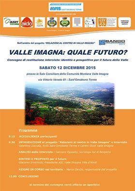 Valle Imagna - quale futuro?
