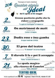 Quater storie all'ideal