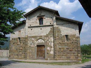chiesa di san giorgio - Almenno San Salvatore