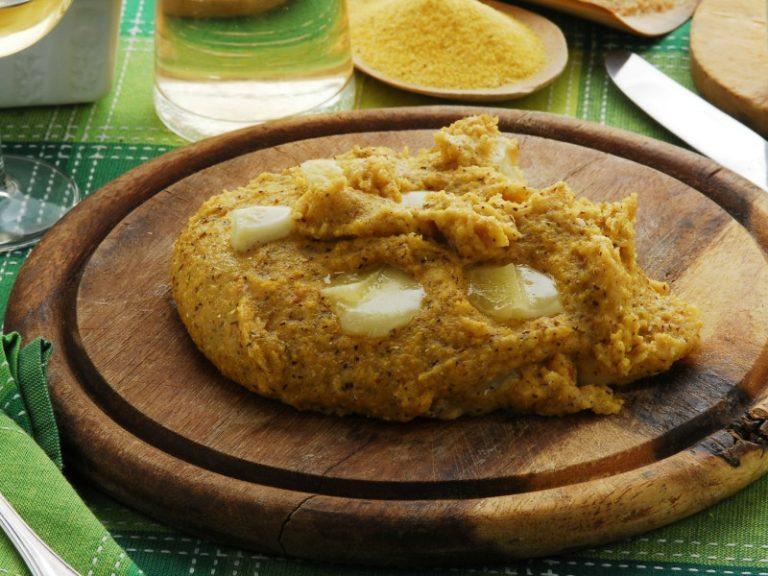 Polenta taragna a Roncola