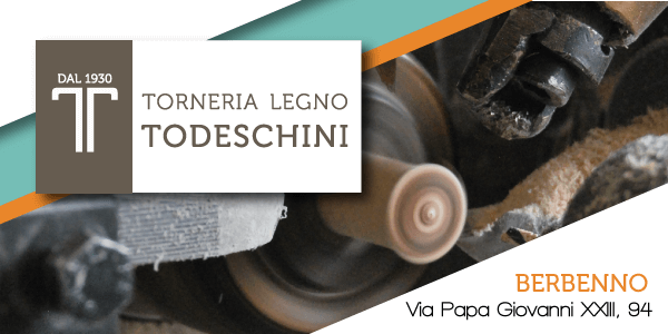 Torneria legno Todeschini - torneria in Valle Imagna