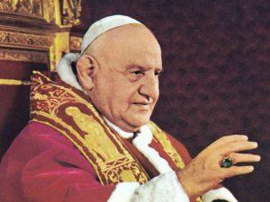 urna di Papa Giovanni XXIII