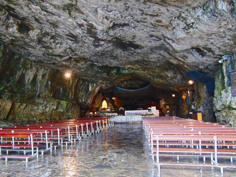 santuario della cornabusa Sant'Omobono Terme