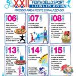 festa dello sport 2018 a palazzago