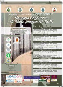 rassegna organistica in valle imagna 2018