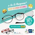 promozione sul secondo occhiale foto ottica carminati