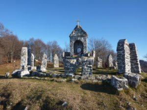 tre faggi altare fuipiano
