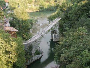 borgo di clanezzo ponte di attone