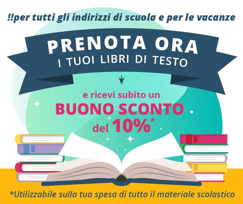 Promozione libri di testo 2019-2020