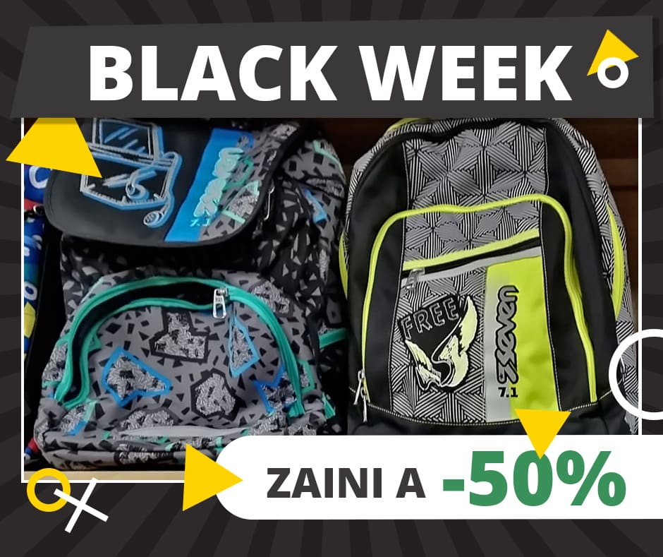 Black Week - zaino Seven Free