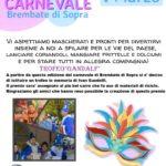 Carnevale 2020 in Valle Imagna - Brembate di Sopra