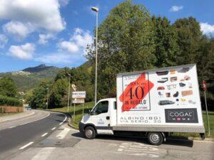 Camion Vela Pubbliarea